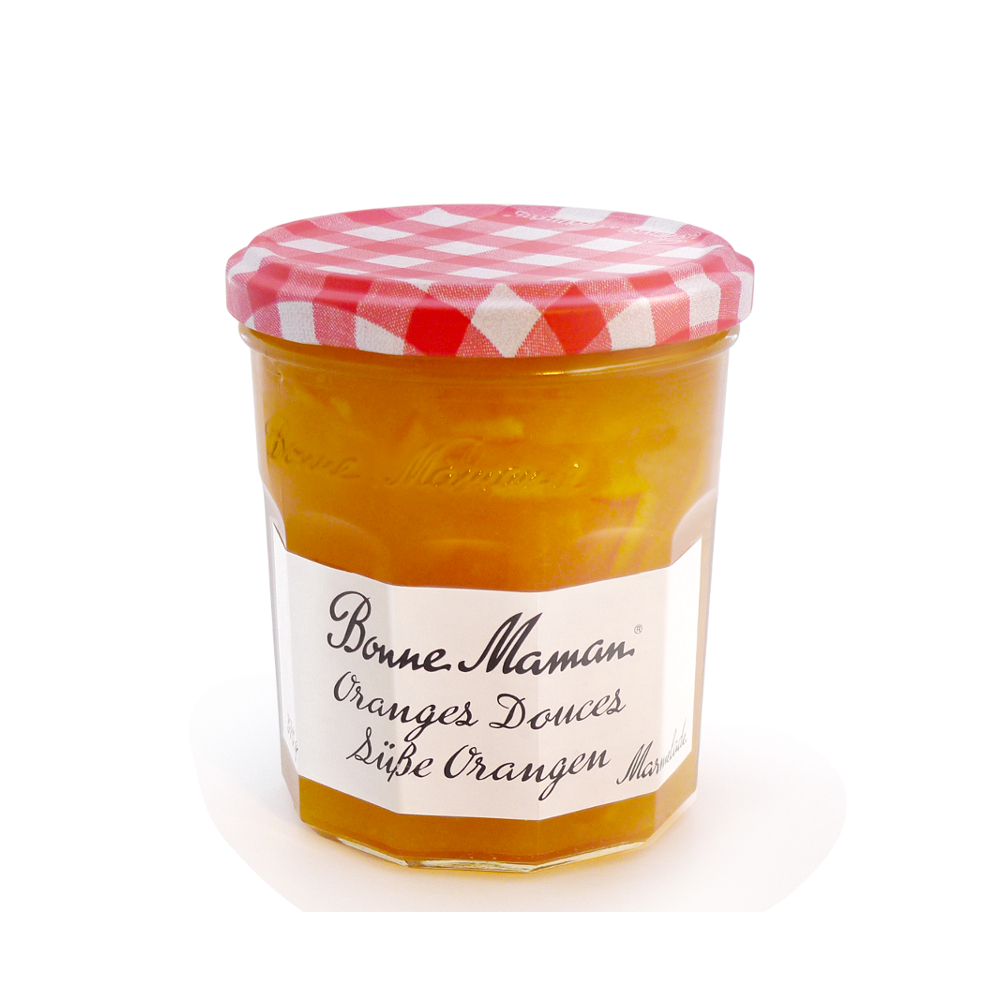 Marmelade d'oranges douces 370 g